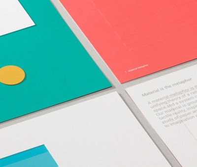 An exploration in Material Design by Arthur Bodolec