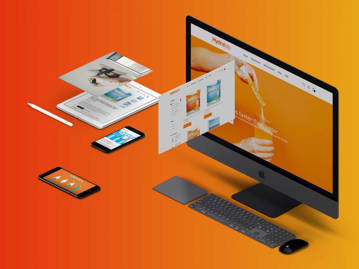 Hydralyte Marketing + eCommerce Turnaround